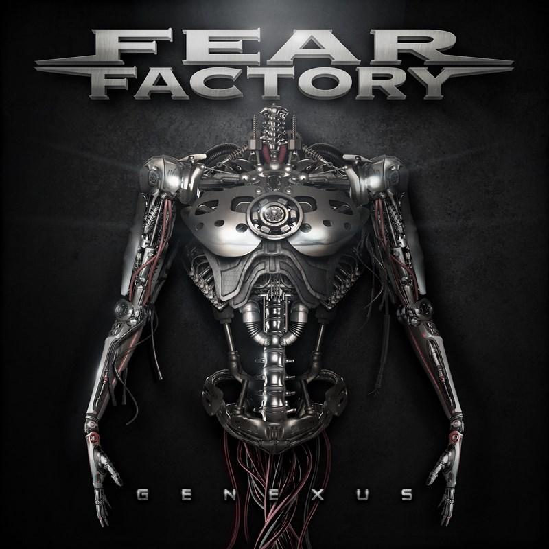 Fear Factory - Genexus - Artwork (Копировать)