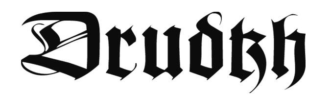 Drudkh-Logoband-black