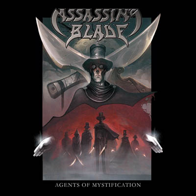 ASSASSIN'S BLADE_Agents Of Mystification