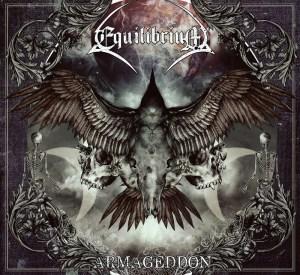 Equilibrium - Armageddon - Artwork