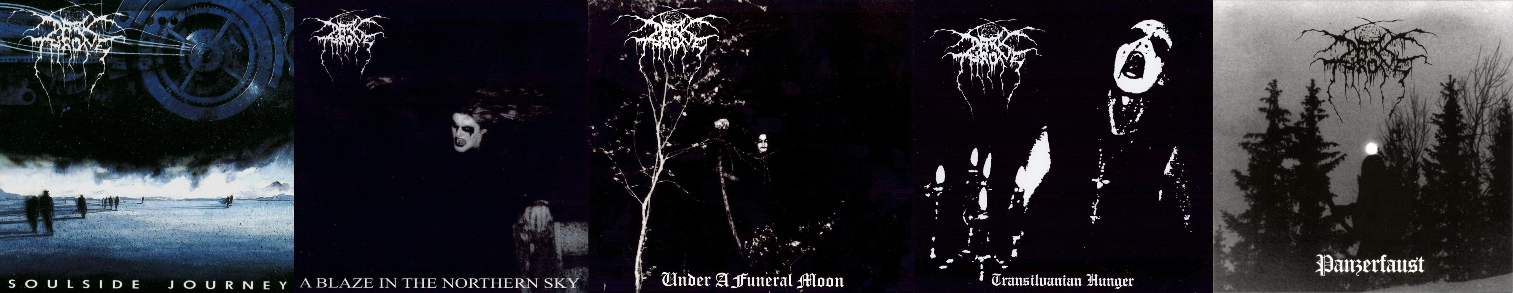 darkthronealbums