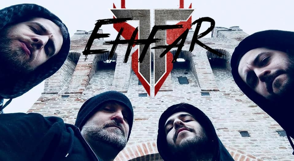 Titta Tani (Claudio Simonetti' GOBLIN drummer and singer of ARCHITECTS OF CHAOZ) formed new band called EHFAR (Everything Happens For a Reason)