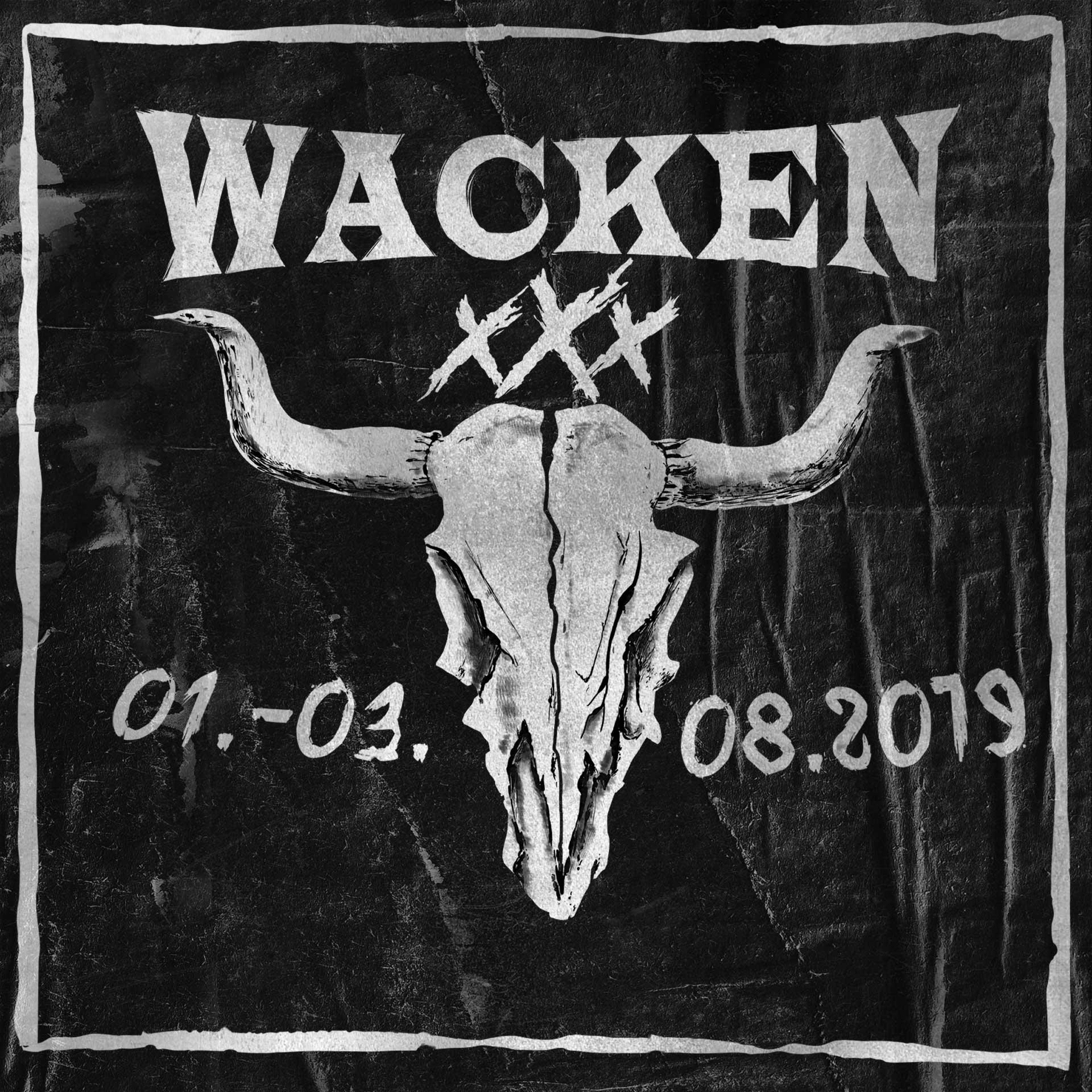 Wacken 2019 Bands