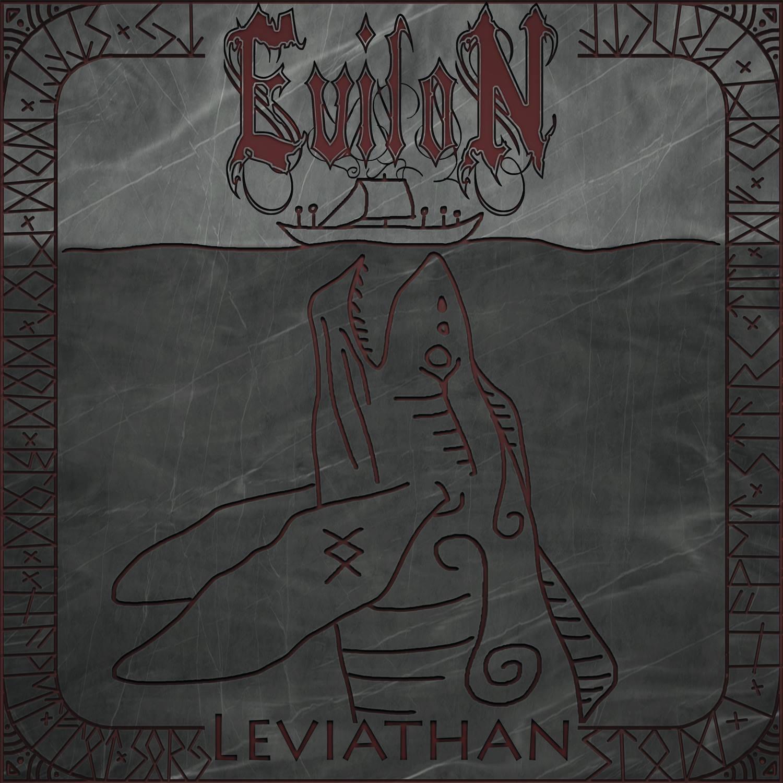 "Review: Evilon ""Leviathan"" [Wormholedeath Records]"