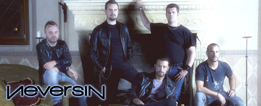 """Lyric video: NEVERSIN """"A Storm is Coming"""""""