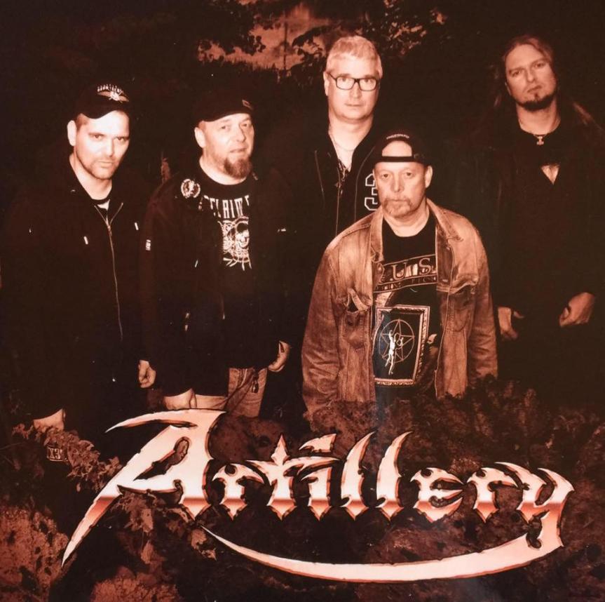 """Video: Artillery """"Pain"""""""