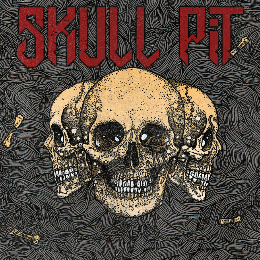 "Review: Skull Pit ""Skull Pit"" [Metal Blade records]"
