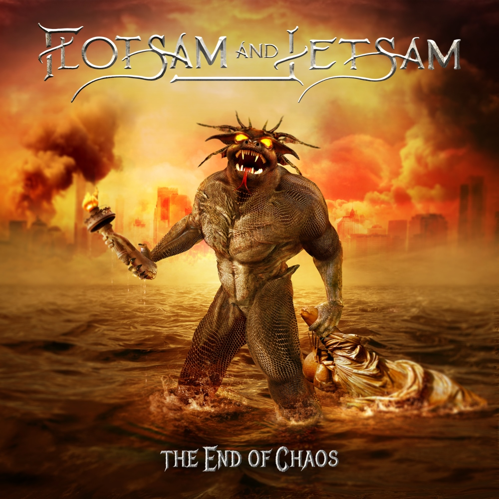 """Review: Flotsam and Jetsam """"The End Of Chaos"""" [AFM Records]"""
