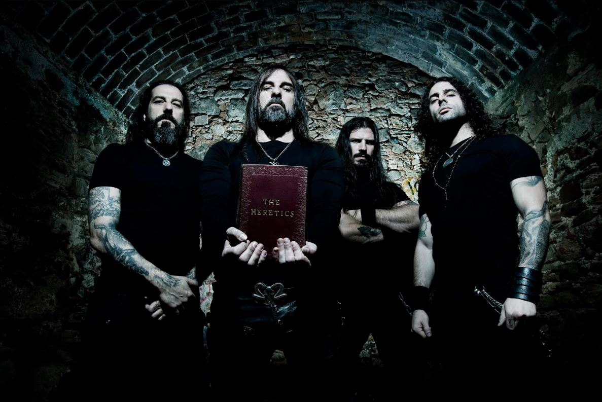 """Exclusive premiere: Rotting Christ """"The Raven"""" (by Edgar Alan Poe)"""