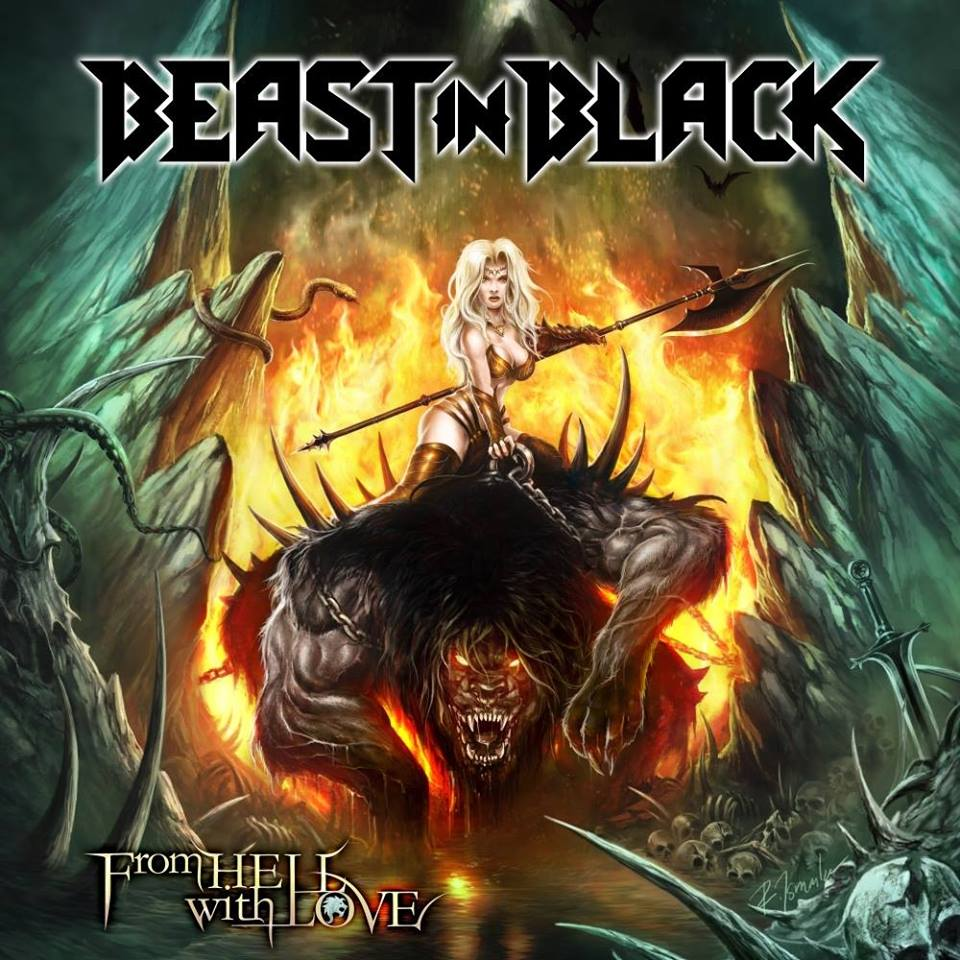 """Review: Beast In Black """"From Hell With Love"""" [Nuclear Blast Records]"""