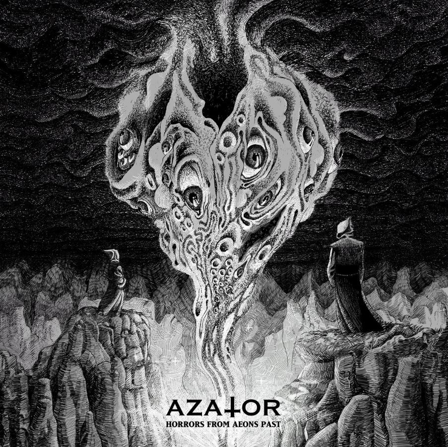 """Review: Azator """"Horrors Of Aeons Past"""" [Corpse Torture Records]"""