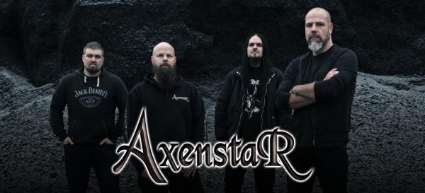"""Video: AXENSTAR """"The Unholy"""""""