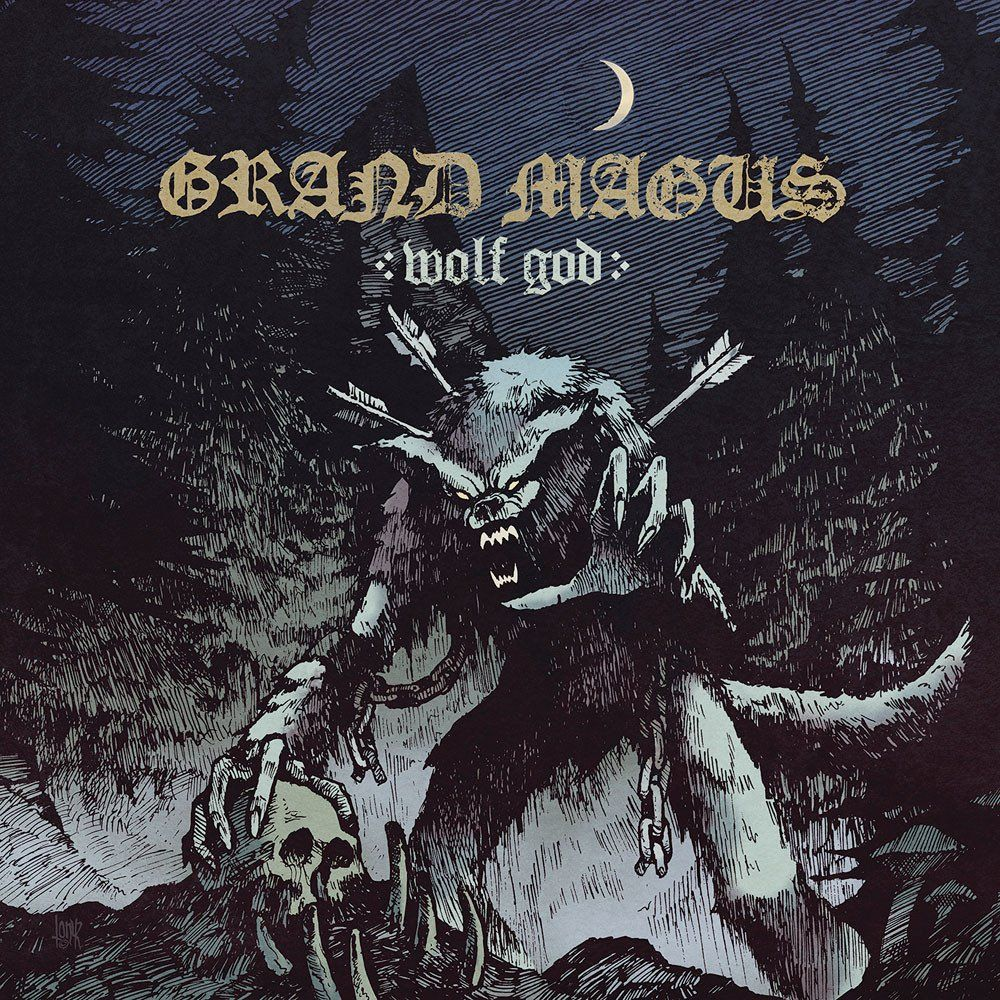 """Review: Grand Magus """"Wolf God"""" [Nuclear Blast Records]"""