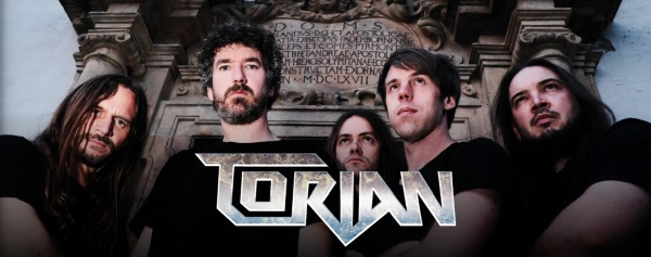 """Lyric video: TORIAN """"Unbowed, Unbent, Unbroken"""""""
