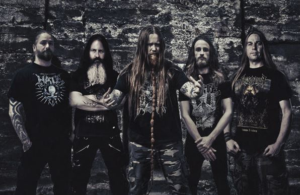 Berzerker Legion (Hypocrisy, Asphyx, Vader) to release debut album in 2020