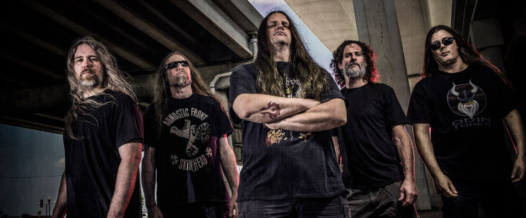 "Cannibal Corpse unveil brutal new ""Red Before Black"" video"