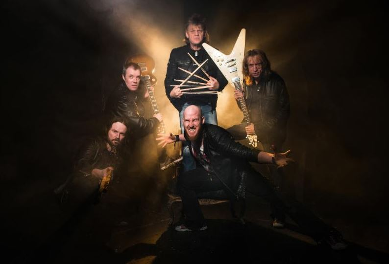 "DIAMOND HEAD Unveil Official Video For ""The Coffin Train"""
