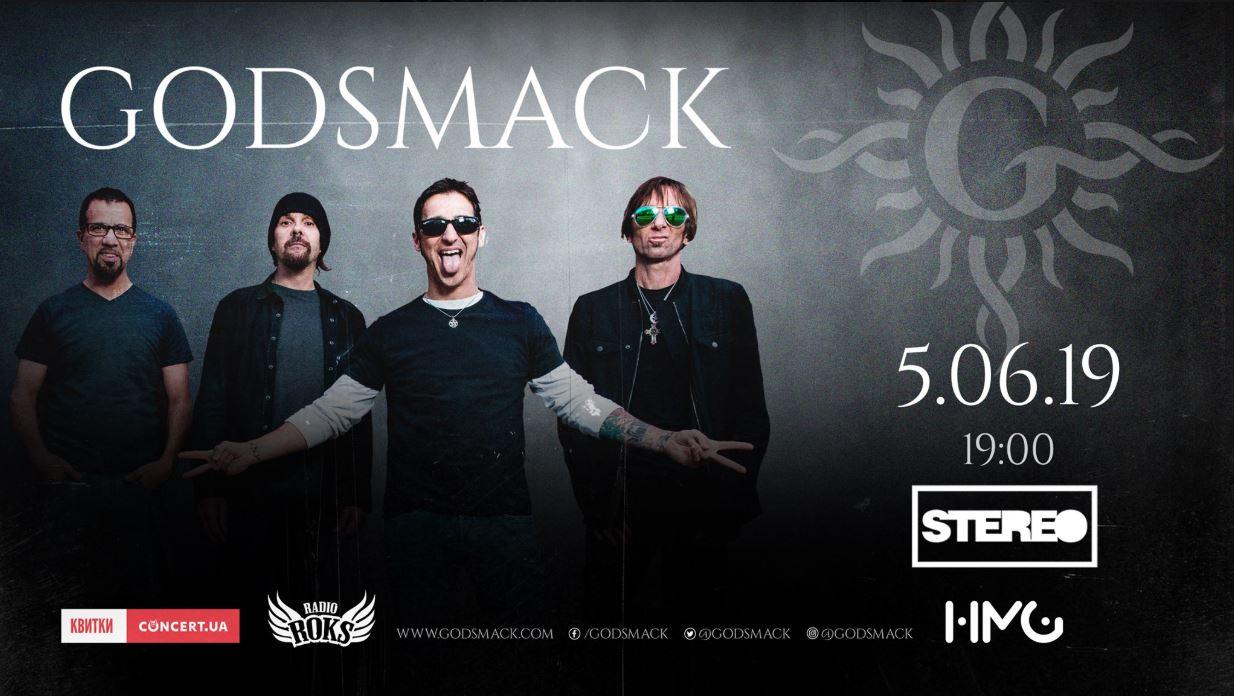 Photo report: Godsmack (+ Velikhan) @ Stereoplaza @ June 5th, Kyiv, Ukraine