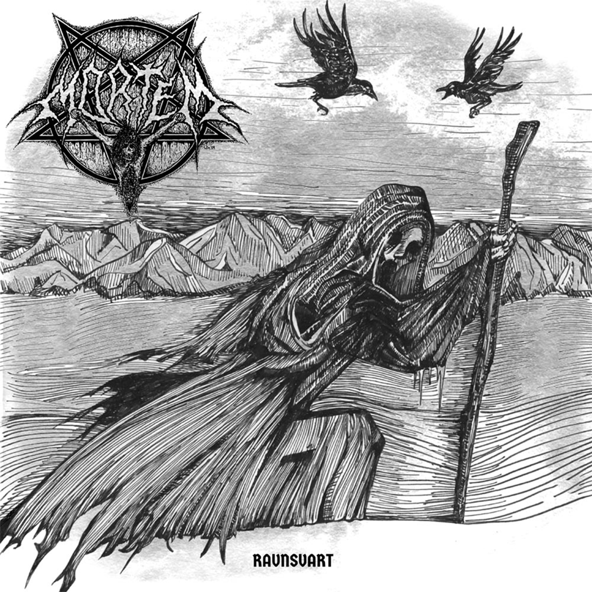 Mortem (Members Of Arcturus, 1349, Mayhem, Thorns) Will Release A New Album In September