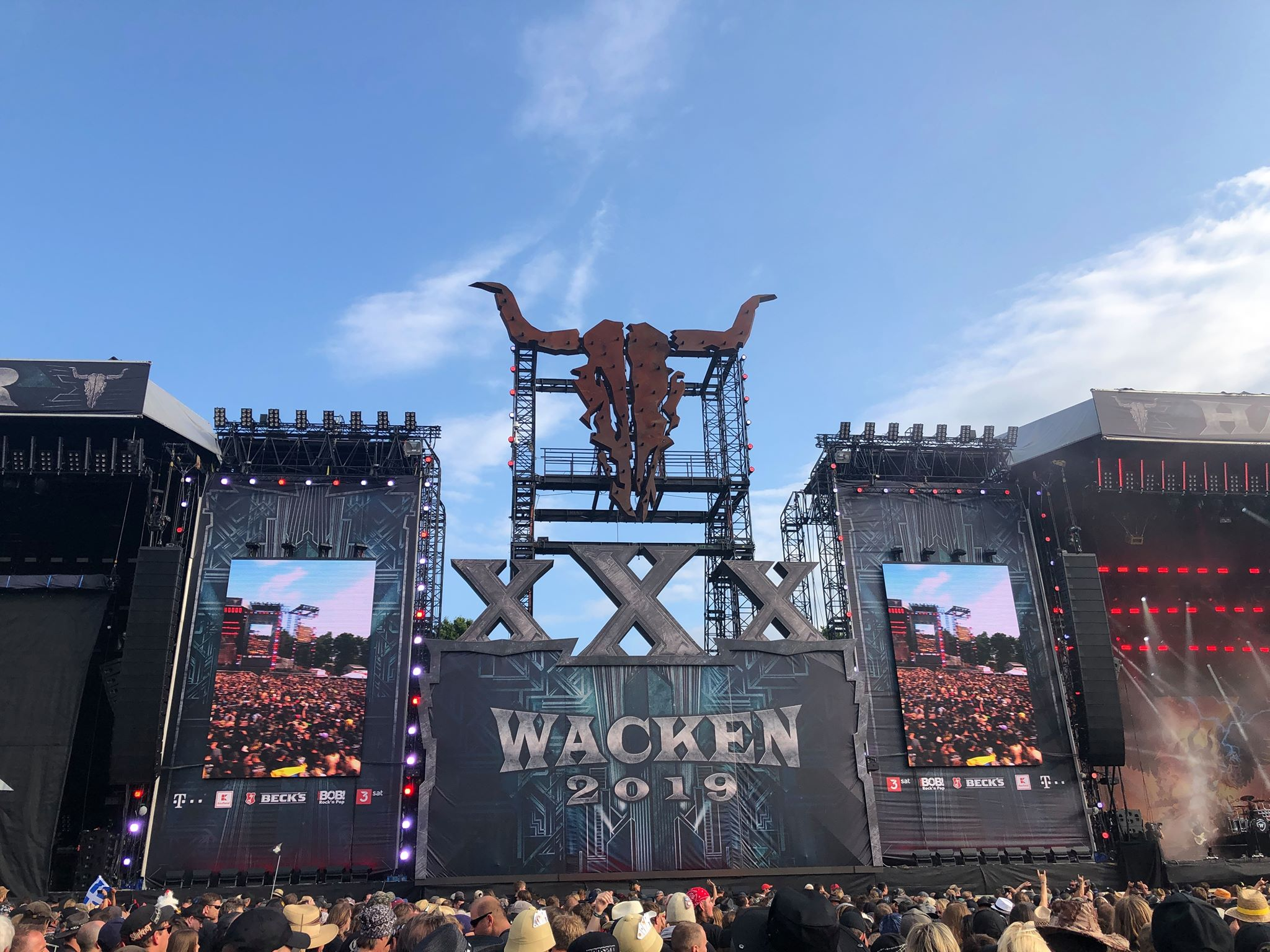 30 years of the most immersive metal madness. Wacken Open Air 2019 report