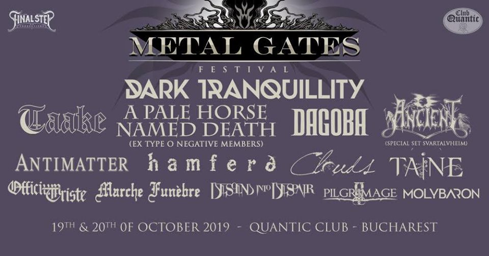 Metal Gates Fest 2019: Taake, Dark Tranquillity, Ancient and More