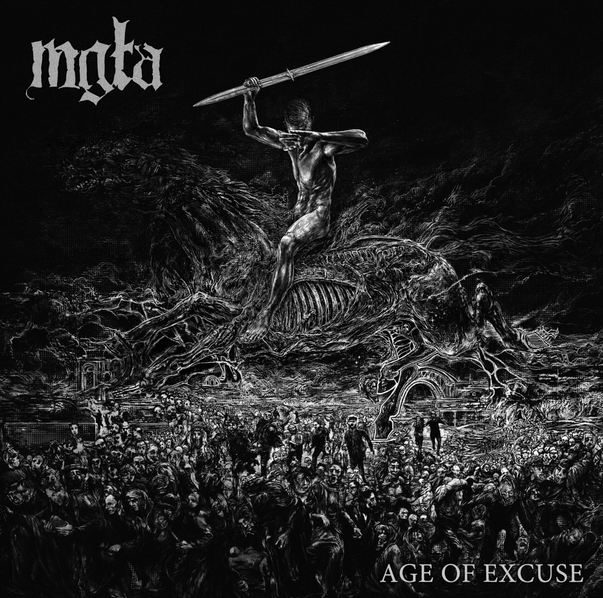 """Review: Mgla """"Age of Excuse"""" [No Solace Records]"""