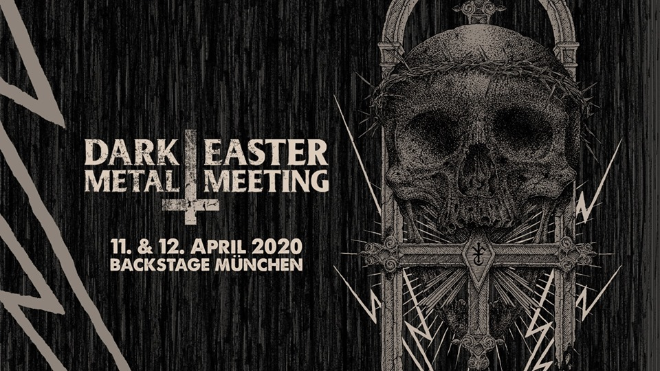 Dark Easter Meeting 2020: Messa Added To Fest Line-up